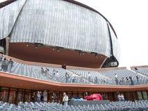 Auditorio de Cavea, Roma Fotos de archivo