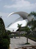 Auditorio de Tenerife Imagenes de archivo