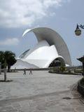 Auditorio de Tenerife Imágenes de archivo libres de regalías