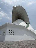 Auditorio de Tenerife Fotos de archivo
