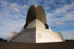 Auditorio de Tenerife. Adán Martín Royalty Free Stock Photos