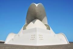 Auditorio de Tenerife, Santa Cruz de Tenerife,  S Stock Image