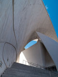 Auditorio de Tenerife in Spain by Calatrava Stock Photography