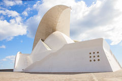Auditorio de Tenerife , Spain Stock Image
