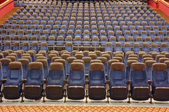 Auditorio grande Imagen de archivo