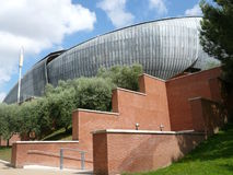 Auditorio, Roma, Italia Fotos de archivo