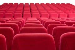 Auditorio vacío Foto de archivo