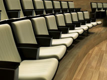 Auditorium Stock Photography