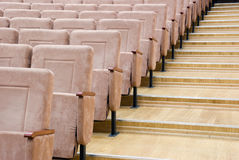 Auditorium Royalty Free Stock Photo