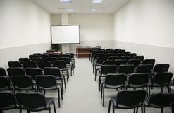 Auditorium Royalty Free Stock Image