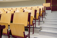 Auditorium Royalty Free Stock Images
