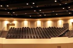 Auditorium Balcony Royalty Free Stock Photography