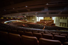 Auditorium in The Church of Jesus Christ of Latter Day Saints Royalty Free Stock Photo