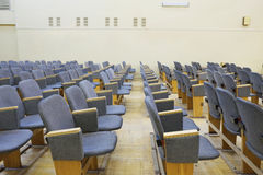 An  auditorium Stock Images