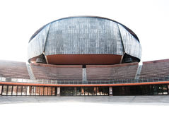 Auditorium Parco della Musica Royalty Free Stock Images