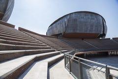 Auditorium Parco della Musica and exterior Cavea Stock Photos