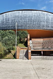 Auditorium Parco della Musica Royalty Free Stock Photography