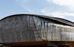Auditorium Parco della Musica Stock Photos