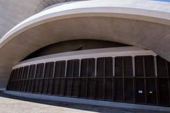 Auditorium. Of Santa Cruz de Tenerife in Spain Royalty Free Stock Images
