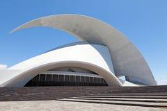 The Auditorium in Santa Cruz Royalty Free Stock Images