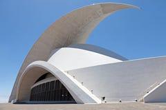 The Auditorium in Santa Cruz Stock Photography