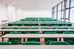 An auditorium in school Royalty Free Stock Photos