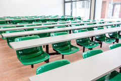 An auditorium in school Stock Photos
