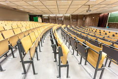 Auditorium Stock Photo
