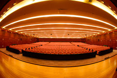 Auditoriummeeting hall Royalty Free Stock Photo