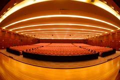 Auditoriummeeting korridor Royaltyfri Foto