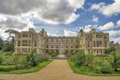 Audley end house Stock Photos