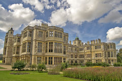Audley end house Stock Image