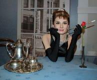 Audrey Hepburn Immagini Stock Libere da Diritti