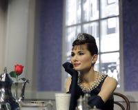 Audrey Hepburn 库存照片