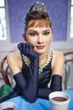 Audrey Hepburn England Stock Photos