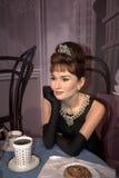 Audrey Hepburn, Singapore Stock Image