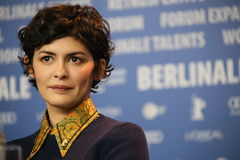 Audrey Tautou Immagine Stock