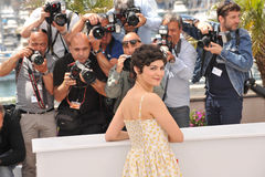 Audrey Tautou Royalty Free Stock Photos