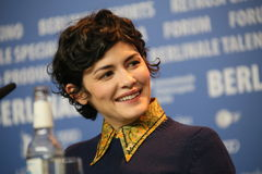 Audrey Tautou Stock Photography