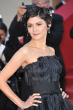 Audrey Tautou Royalty Free Stock Images