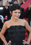 "Audrey Tautou. At the gala premiere for ""Venus in Fur"" in competition at the 66th Festival de Cannes. May 25, 2013  Cannes, France Picture: Paul Smith / Royalty Free Stock Image"