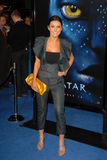 Audrina Patridge. At the Los Angeles Premiere of 'Avatar,' Chinese Theater, Hollywood, CA. 12-16-09 stock image