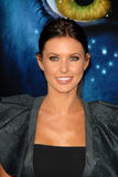 Audrina Patridge. At the Los Angeles Premiere of 'Avatar,' Chinese Theater, Hollywood, CA. 12-16-09 royalty free stock photos