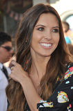 Audrina Patridge. ANAHEIM, CA - JUNE 22, 2013: Audrina Patridge at the world premiere of The Lone Ranger at Disney California Adventure Royalty Free Stock Photos