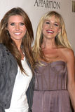 Audrina Patridge,Julie Benz Royalty Free Stock Photo