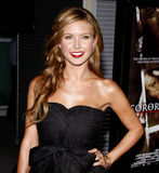 Audrina Patridge. At the Los Angeles Premiere of `Sorority Row` held at the ArcLight Cinemas in Hollywood, California, United States on September 3, 2009 Stock Photo