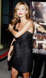 Audrina Patridge. At the Los Angeles Premiere of `Sorority Row` held at the ArcLight Cinemas in Hollywood, California, United States on September 3, 2009 Stock Image