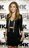 Audrina Patridge. At the Mr. Pink Ginseng Drink Launch Party held at the Regent Beverly Wilshire Hotel in Beverly Hills, USA on October 11, 2012 Royalty Free Stock Photos