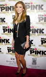 Audrina Patridge. At the Mr. Pink Ginseng Drink Launch Party held at the Regent Beverly Wilshire Hotel in Beverly Hills, USA on October 11, 2012 Stock Photo