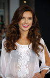 Audrina Patridge. UNITED STATES, HOLLYWOOD, APRIL 16, 2012: Audrina Patridge at the Los Angeles premiere of 'The Lucky One' held at the Grauman's Chinese Theater Stock Photo